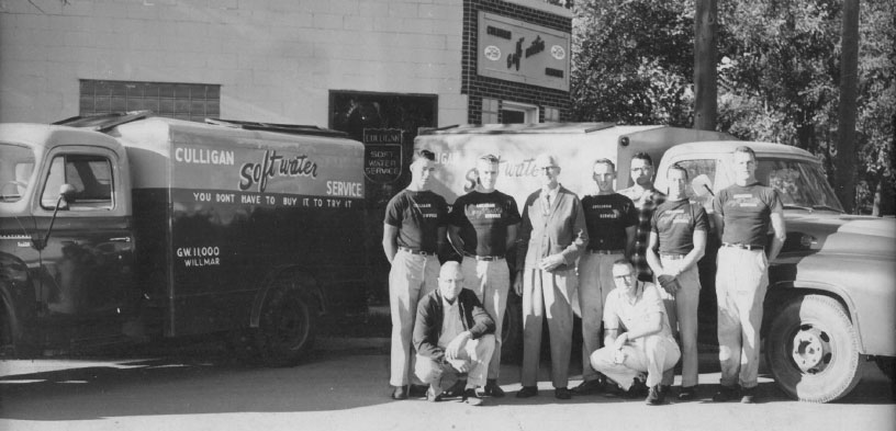 Wilman crew from the 1950s