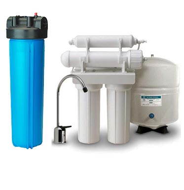 Pure Water Deionized Water Systems
