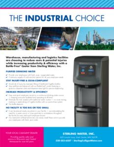 Bottleless-coolers-industrial